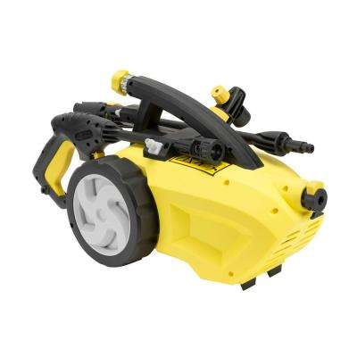 1500 PSI 1.50 GPM 11 Amp Electric Pressure Washer