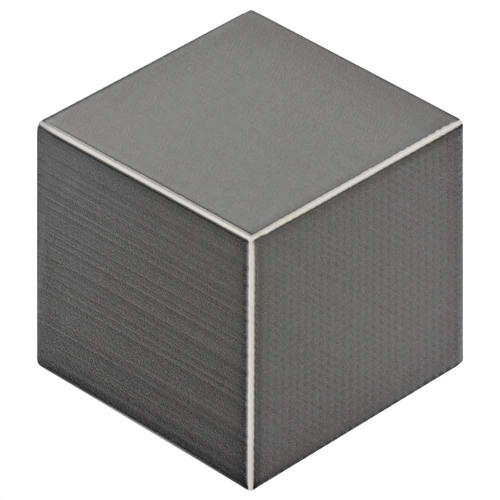 Concret Rombo Vigeland 8-7/8 in. x 10-1/8 in. Porcelain Floor and
