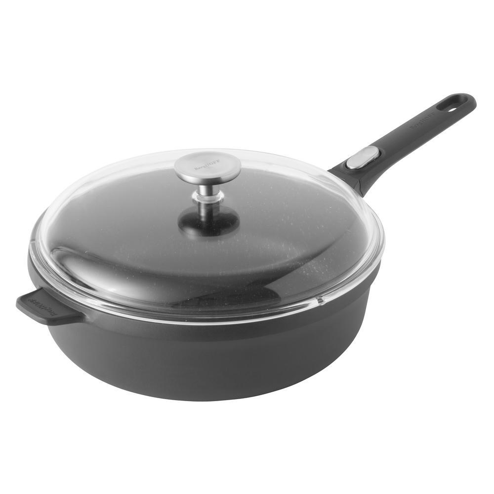 GEM 4.6 Qt. Aluminum Covered Saute Pan