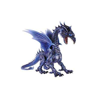 19 in. Wind Dragon with LED Eyes