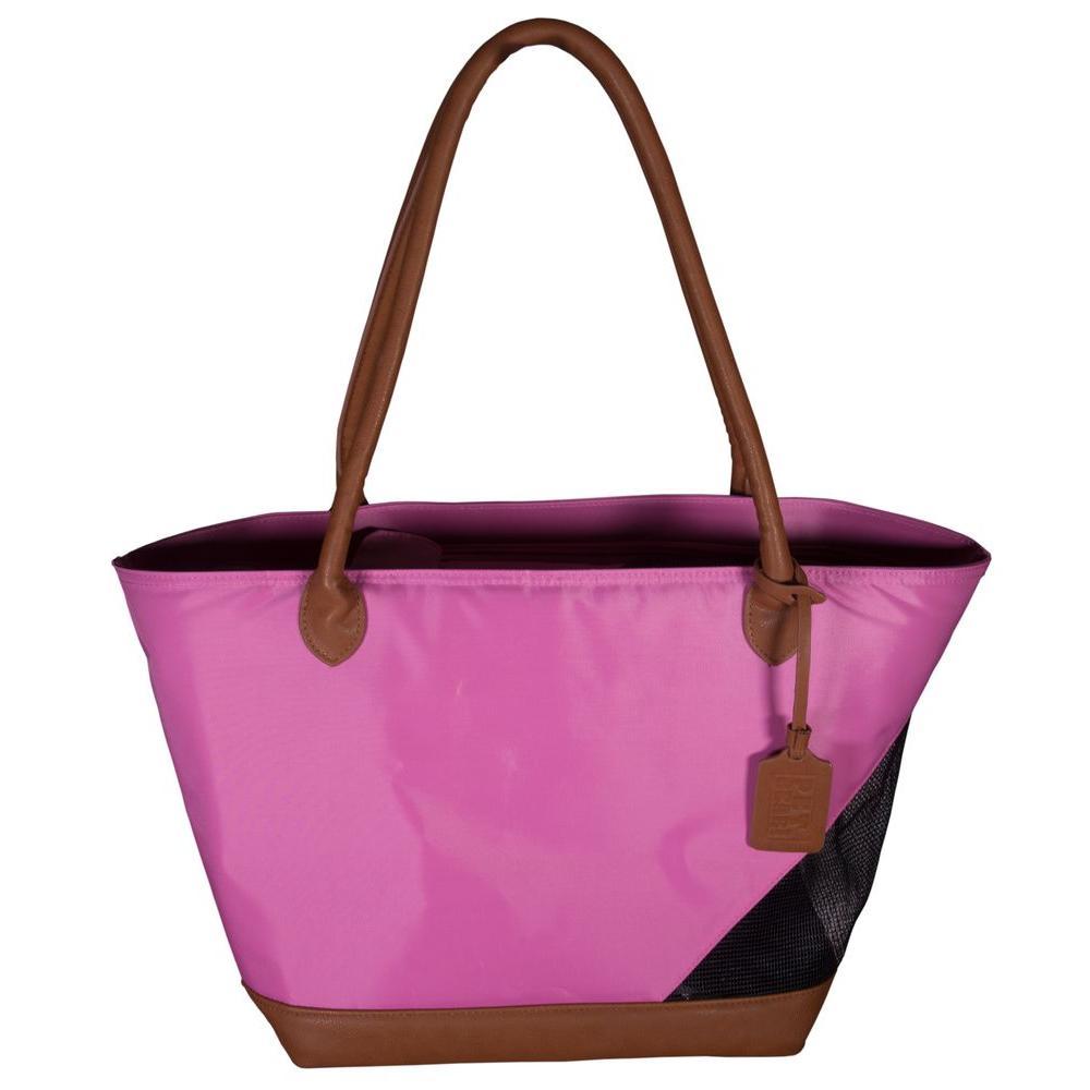 11.25 in. x 8.5 in. x 10 in. Flamingo Tote Bag