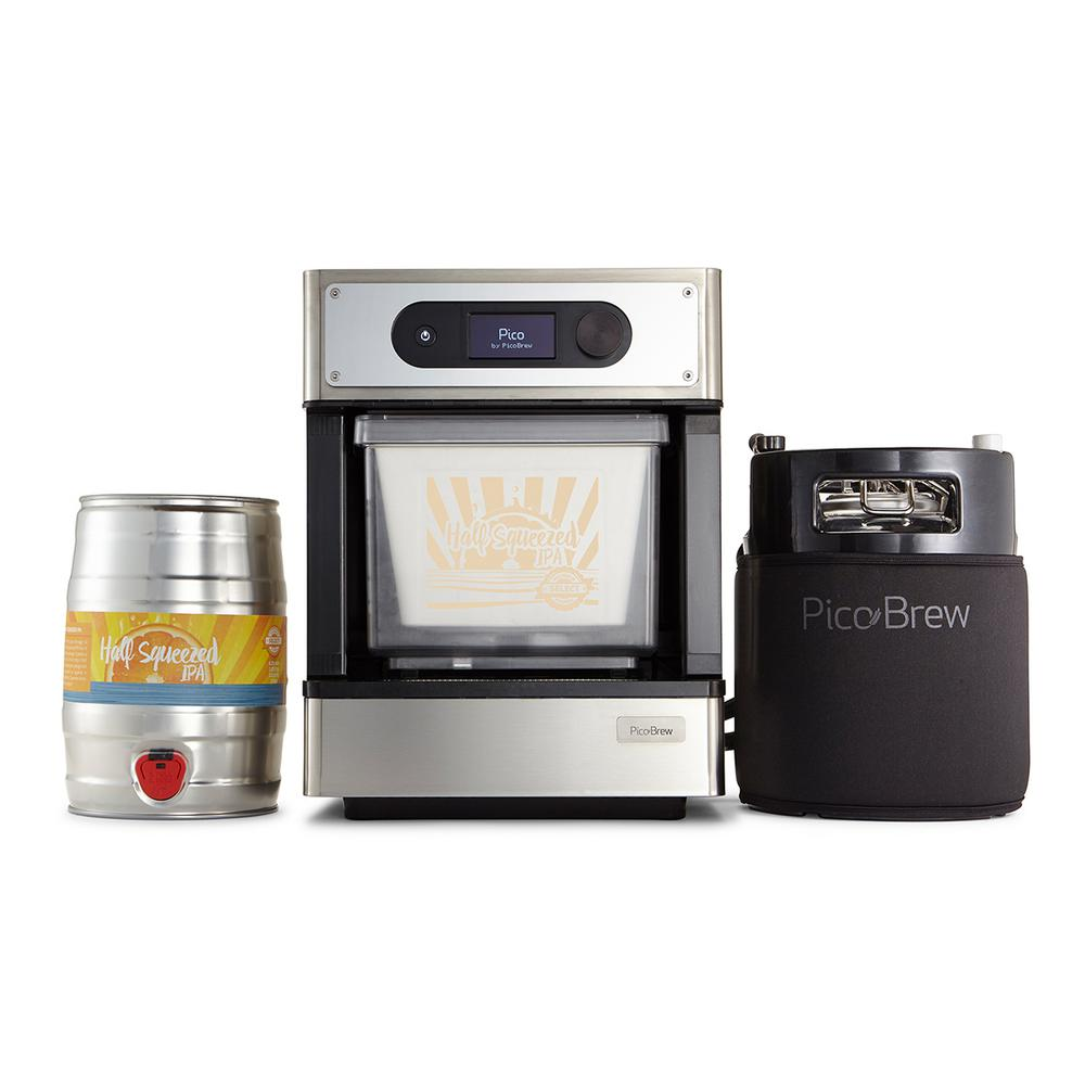 PicoBrew Pico Classic Craft Beer Brewing Appliance-PicoS01 - The ...