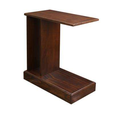 Monroe C-Table with Concealed Drawer