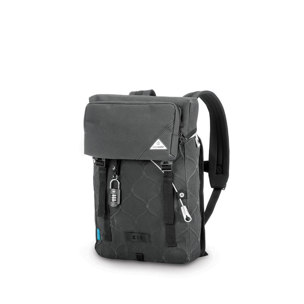 Pacsafe Ultimatesafe 18 in. Charcoal (Grey) Backpack with...