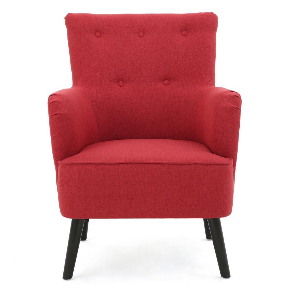Kolin Red Chair