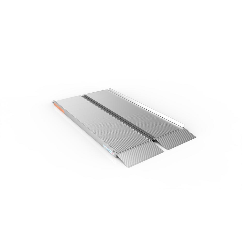 SUITCASE 5 ft. Singlefold Portable Aluminum Ramp