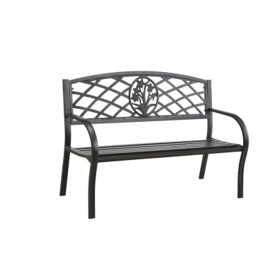 Excellent Black Metal Bench Entryway Benches Trunks Entryway Caraccident5 Cool Chair Designs And Ideas Caraccident5Info