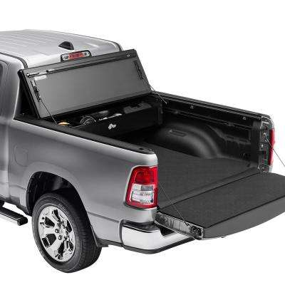 "Box 2 Tonneau Cover Tool Box - 97-11 Dakota/06-09 Raider 6'6"" Bed"