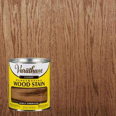 1 qt. Early American Classic Wood Interior Stain