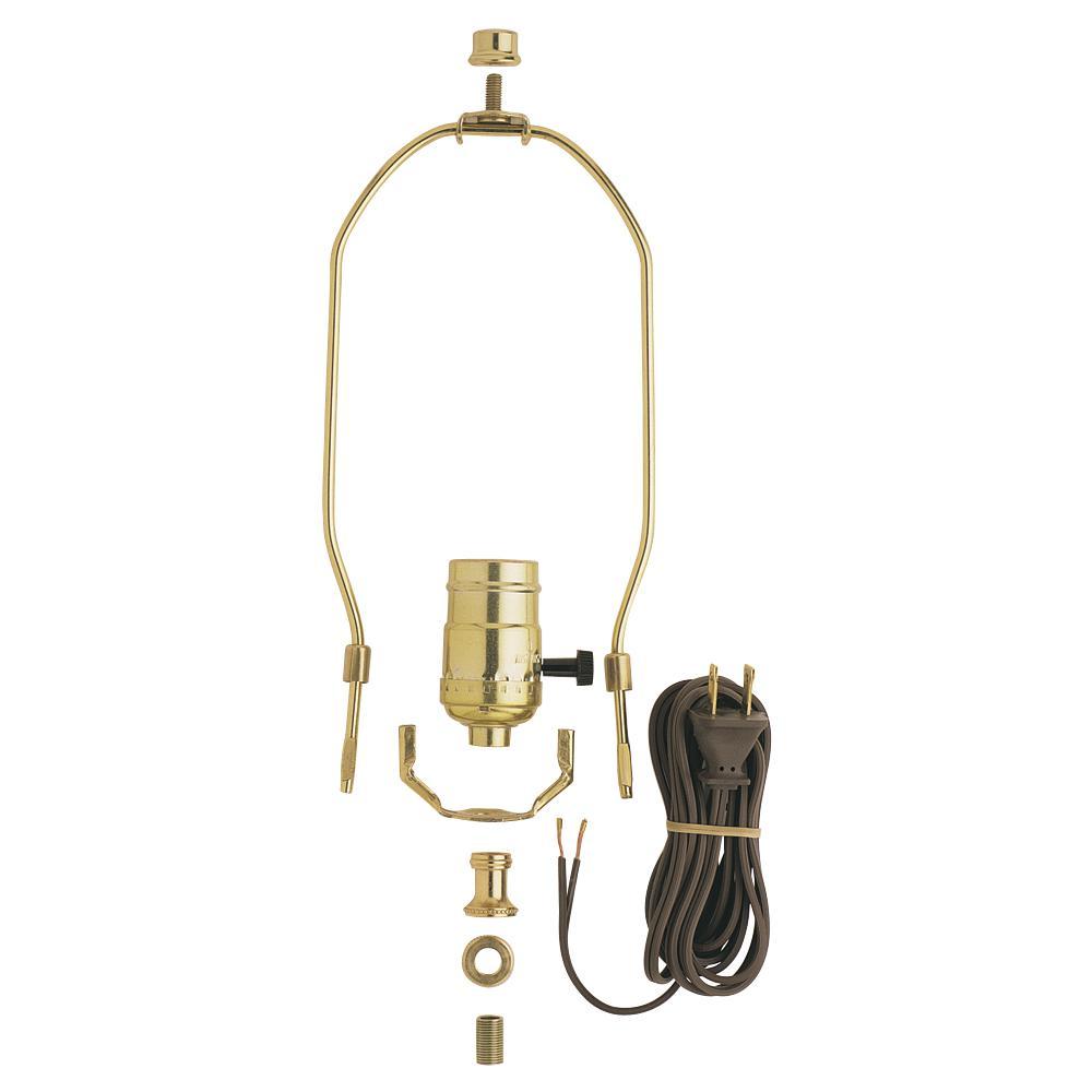 3-Way Socket Lamp Kit