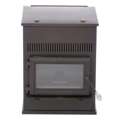 2,000 sq. ft. Pellet Stove