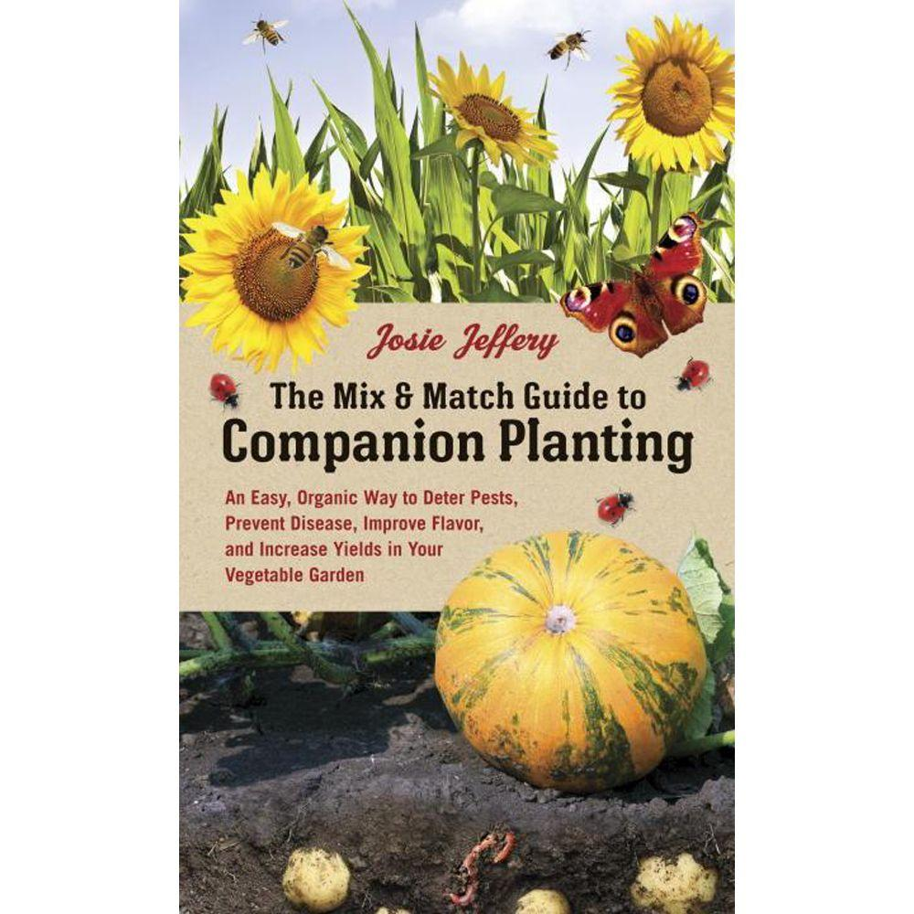 null The Mix and Match Guide to Companion Planting