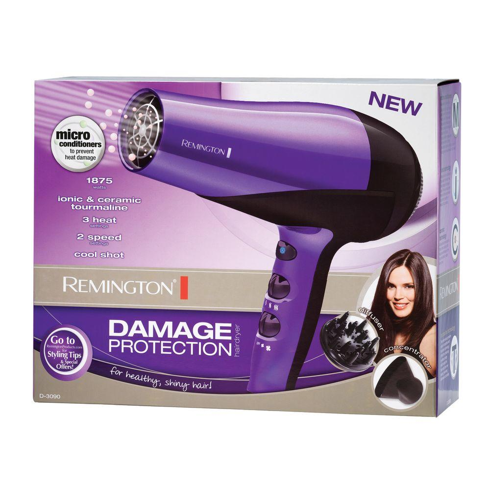 null Damage Protection Dryer