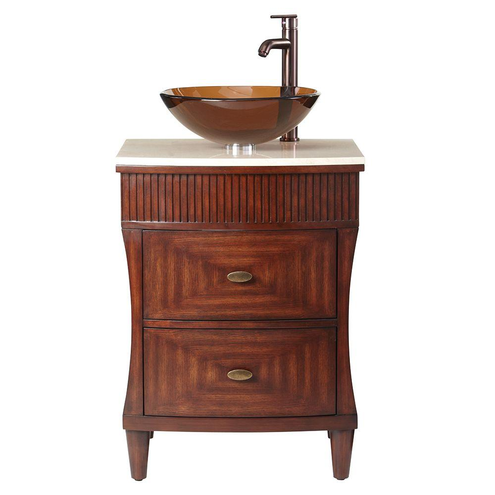 Fuji. 24 Inch Vanities   Bathroom Vanities   Bath   The Home Depot
