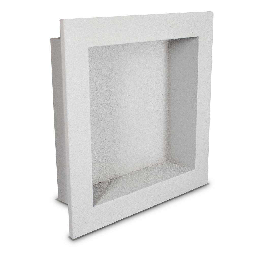 8 in. x 8 in. x 3.5 in. Shower Niche in