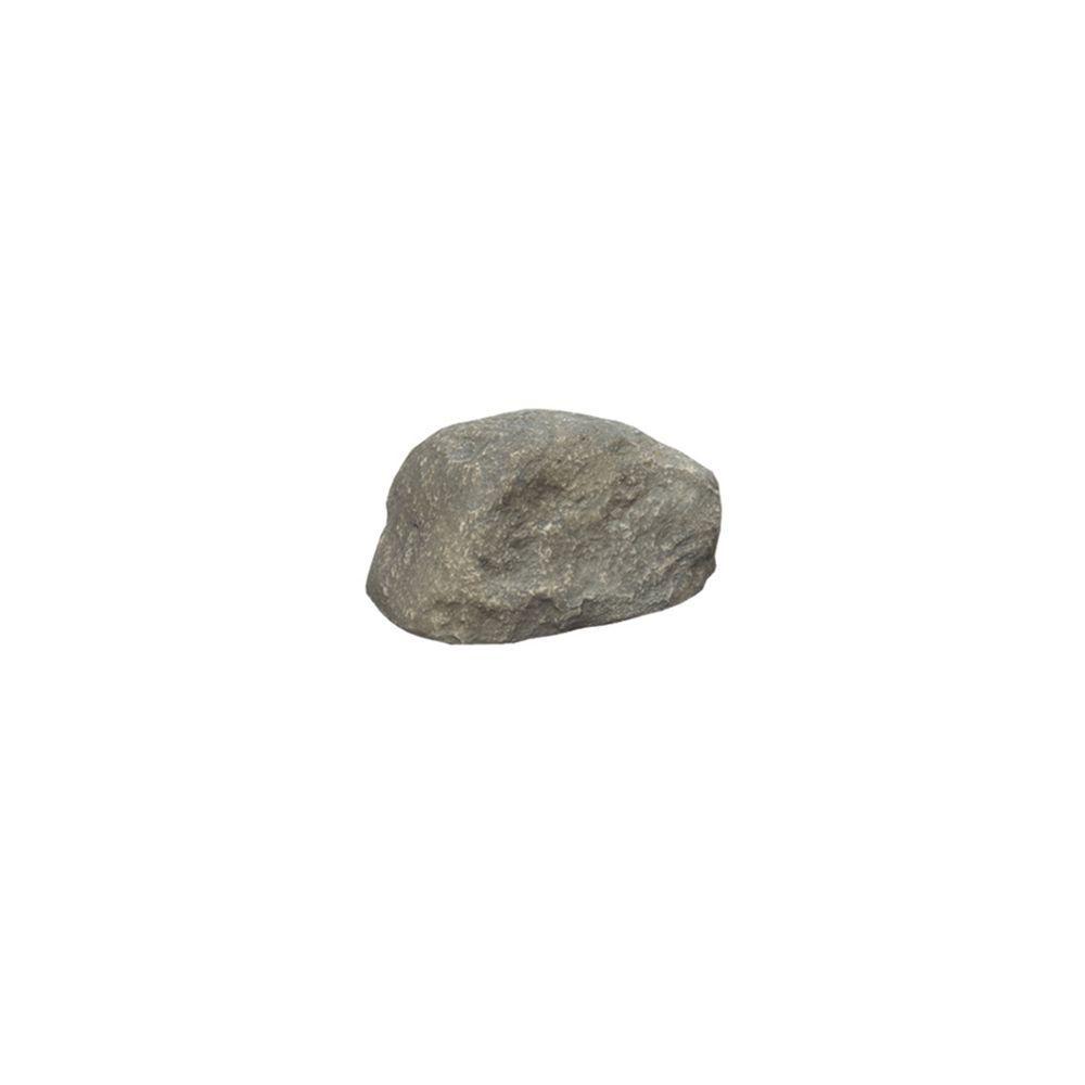 Outdoor Essentials 10 in. x 8 in. x 5 in. Gray Landscape Key Rock