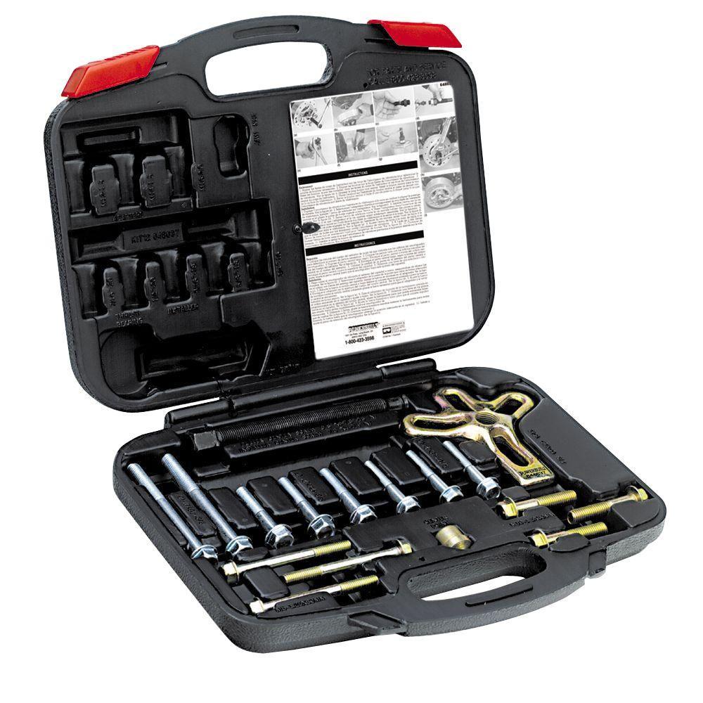 Powerbuilt Harmonic Balancer Pullerinstaller Kit 648637 The Home