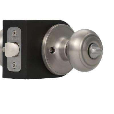 Hartford Satin Nickel Entry Knob