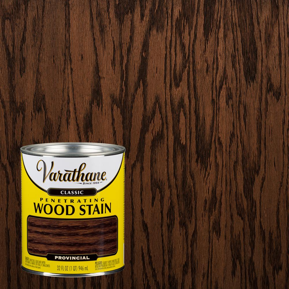 Varathane 1 qt. Provincial Classic Wood Interior Stain