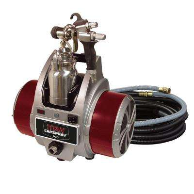 Capspray 105 Fine-Finish HVLP Paint Sprayer