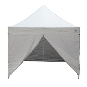 King Canopy Tuff Tent 10 ft. W x 10 ft. D Fully Enclosed Instant Canopy by King Canopy
