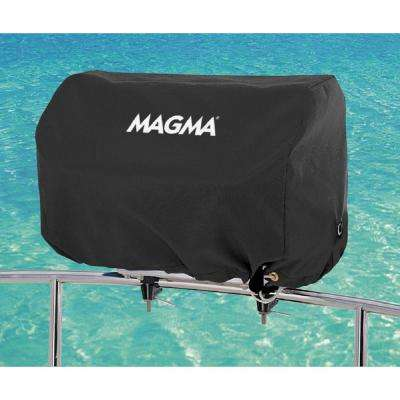 Rectangular Grill Cover for Catalina Grill, Color: Jet Black