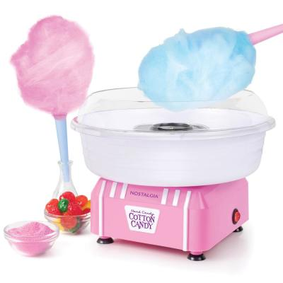 Hard & Sguar-Free Candy Cotton Candy Maker
