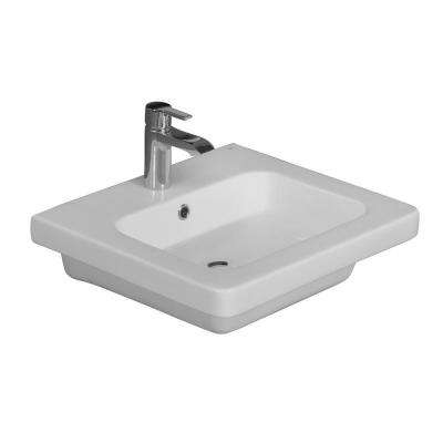 Resort 550 21-3/4 in. Wall Hung Basin in White