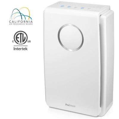 True HEPA 500 sq. ft. 5-in-1 Air Purifier and Allergen Remover