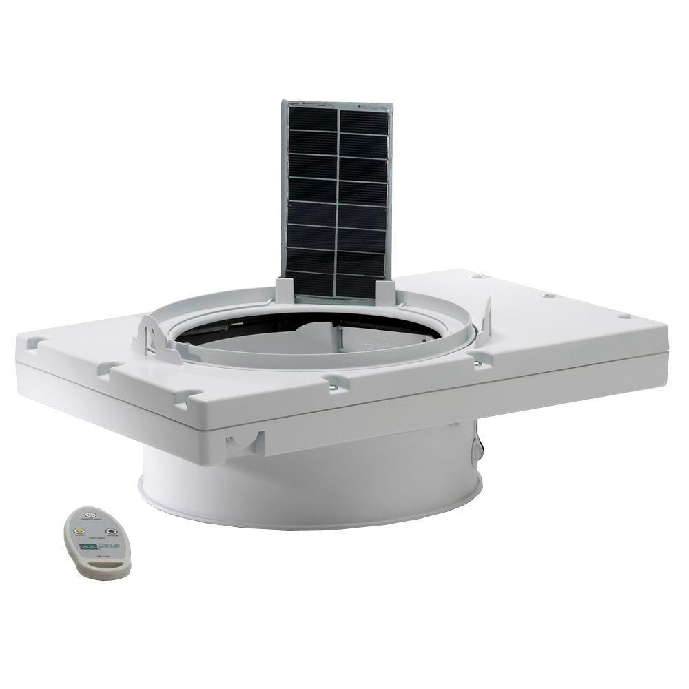 ODL Solar-Powered Dimmer Kit for ODL 10 in. Tubular Skylights