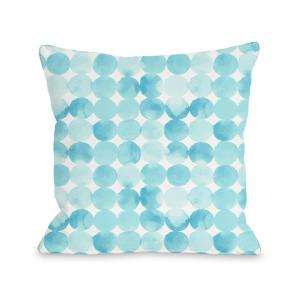 Dream Dots 16 inch x 16 inch Decorative Pillow by