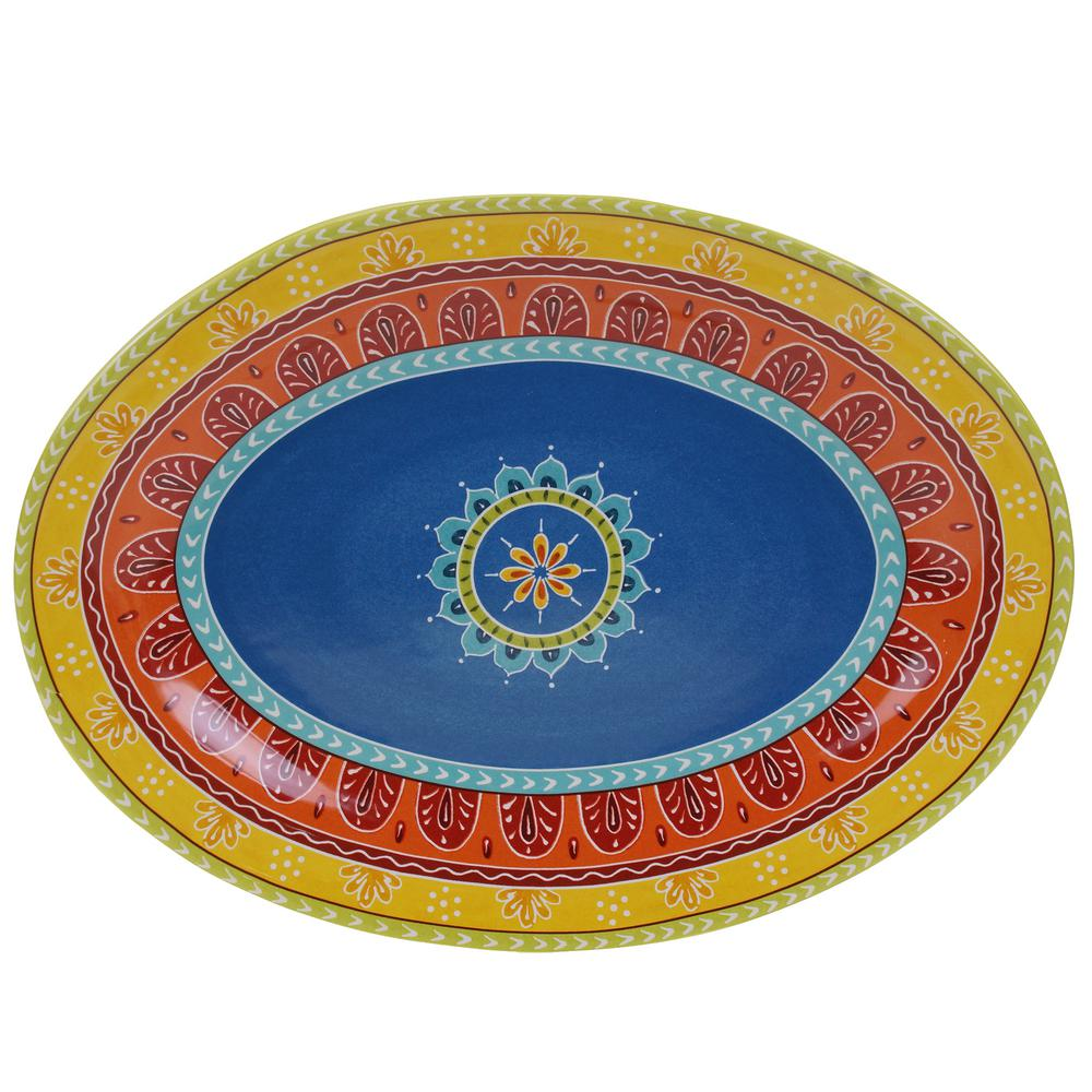 The Valencia Collection Round Platter