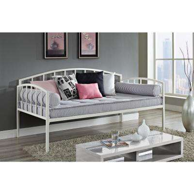 Ava White Day Bed
