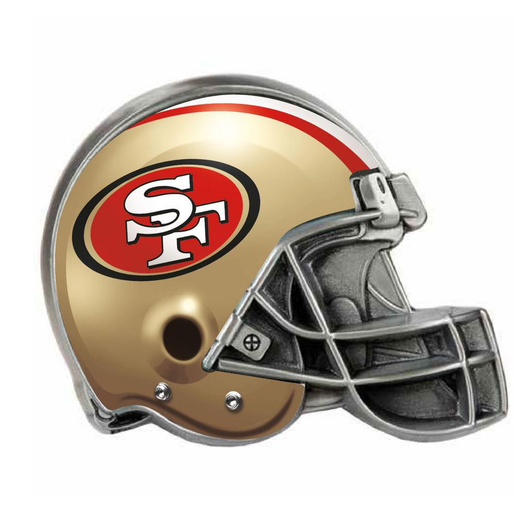 Great American Products San Francisco 49ers Helmet Hitch
