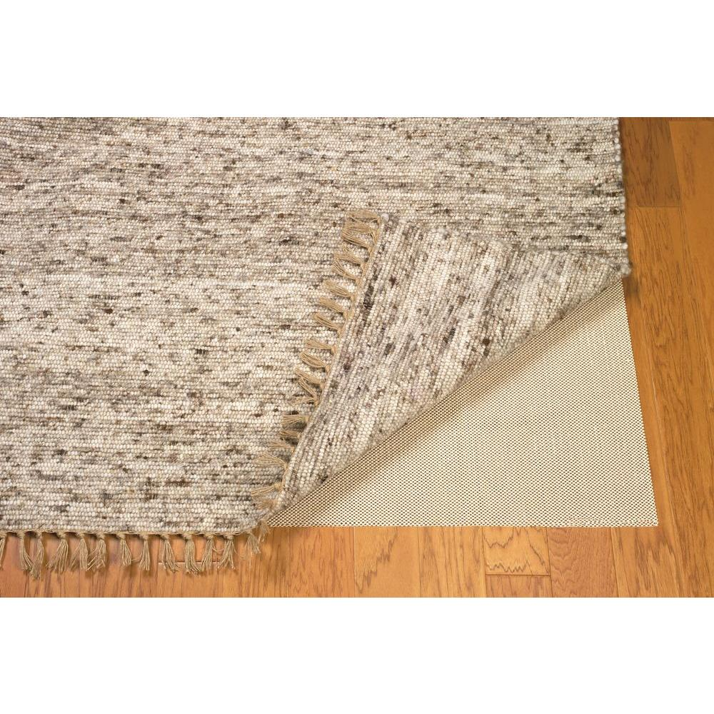 Linon Home Decor Underlay Ultra Grip Natural 8 ft. x 10 ft. Hard Surface Rug Pad