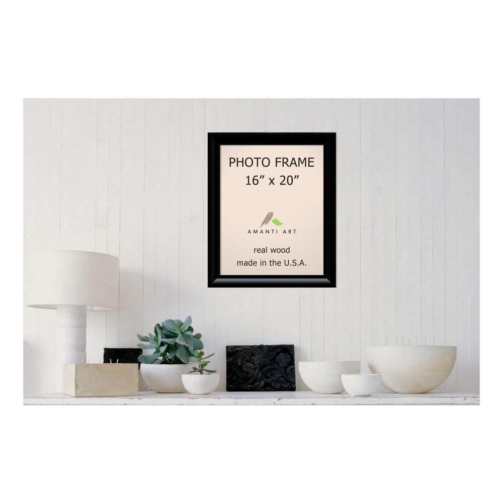 Amanti Art Steinway 16 inch x 20 inch Black Picture Frame by Amanti Art