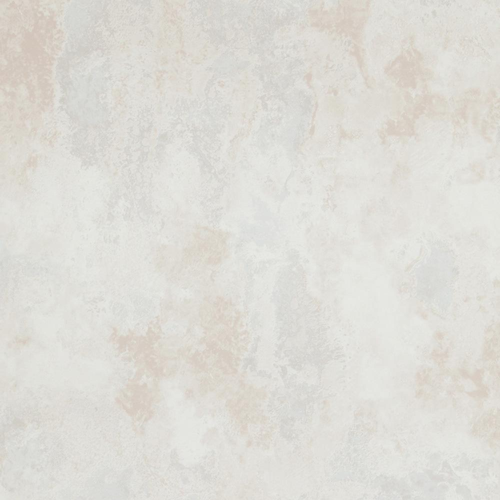 Concrete Cloudy Abstract White And Beige Wallpaper-R4670