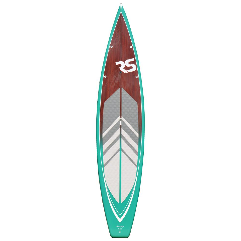 12 ft.6 in. Touring Stand Up Paddle Board in Emerald