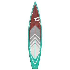 Click here to buy RAVE Sports 12 ft.6 inch Touring Stand Up Paddle Board in Emerald by RAVE Sports.
