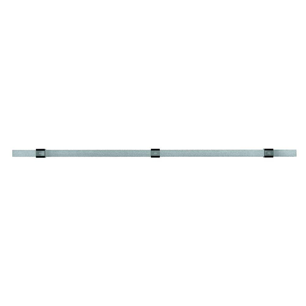 Rosle Standard Rail 100 cm with Wall Attachments