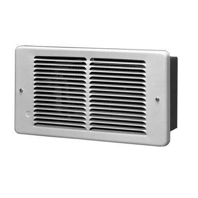 2250-Watt 240-Volt Pic-A-Watt Electric Wall Heater - White
