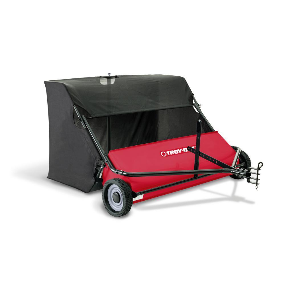 Troy Bilt 42 inch 22 cu. ft. Lawn Sweeper
