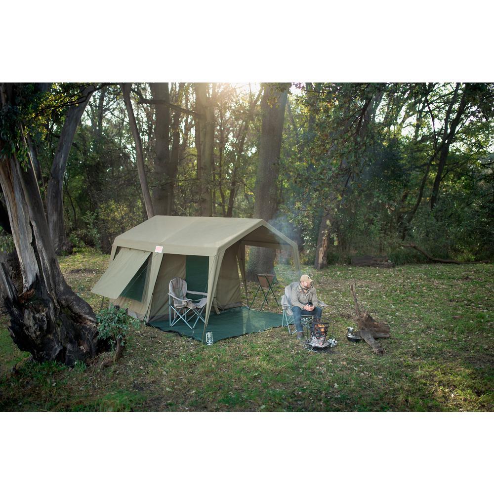 Delta Zulu Combo Gazebo and Chalet Tent  sc 1 st  The Home Depot & Delta Zulu Combo Gazebo and Chalet Tent-GOLDGCHA - The Home Depot
