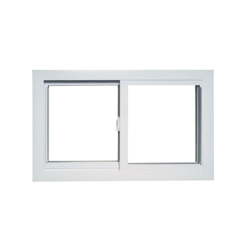 36 in. x 24 in. 70 Series Universal/Reversible Sliding Dual Venting