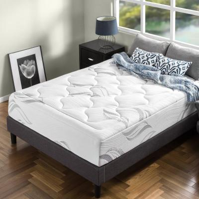 Ultra-Plush Supreme 12 in. Queen Memory Foam Mattress