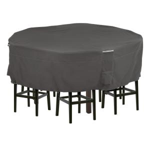 Classic accessories ravenna tall large patio table and for Furniture 777