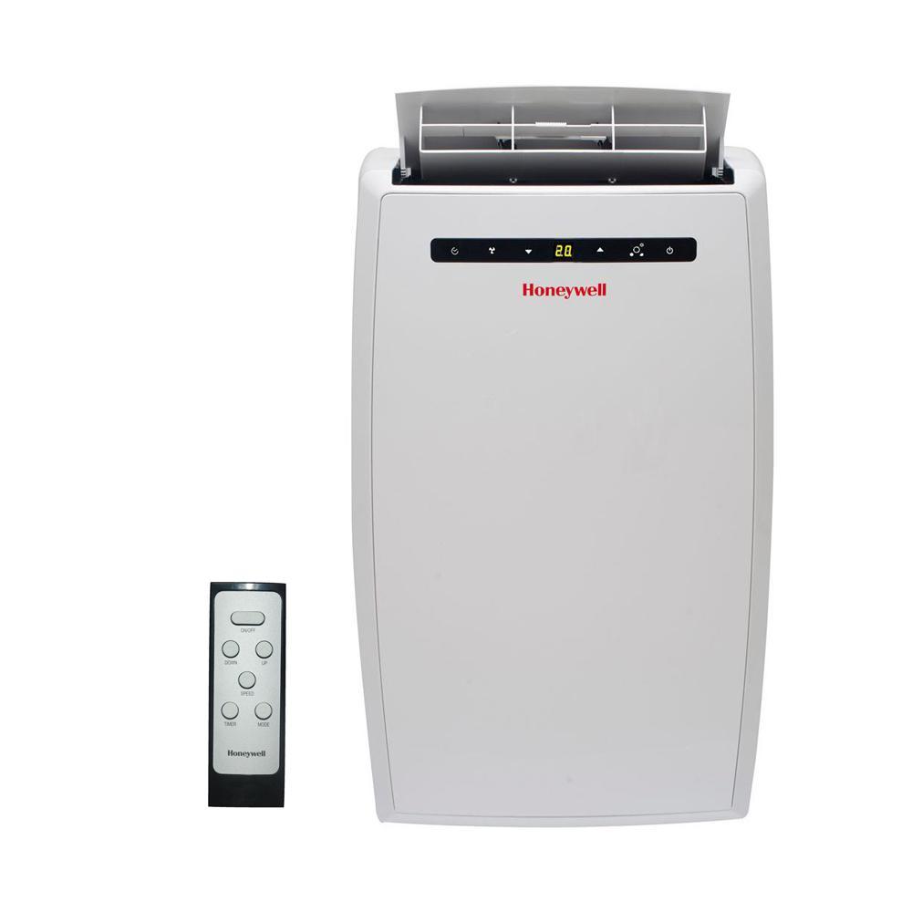 12,000 BTU Portable Air Conditioner with Dehumidifier and Remote Control