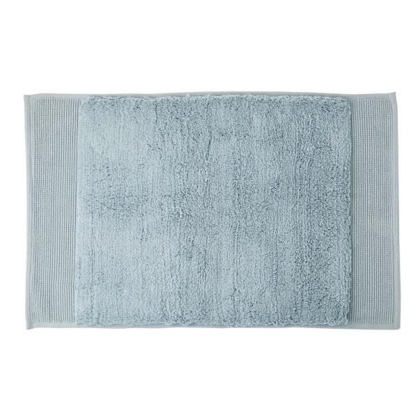 The Company Store Organic Cotton Fingertip Towel in Spa Blue (Set of 2)