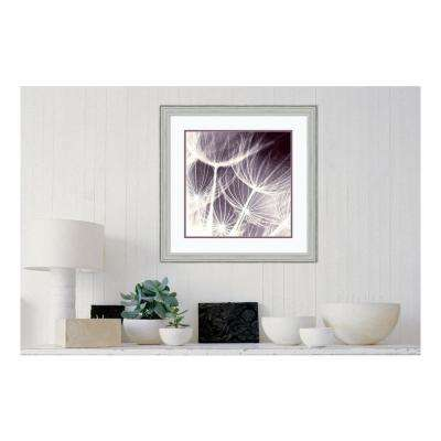 26.88 in. W x 26.88 in. H Blown Away by PI Studio Printed Framed Wall Art