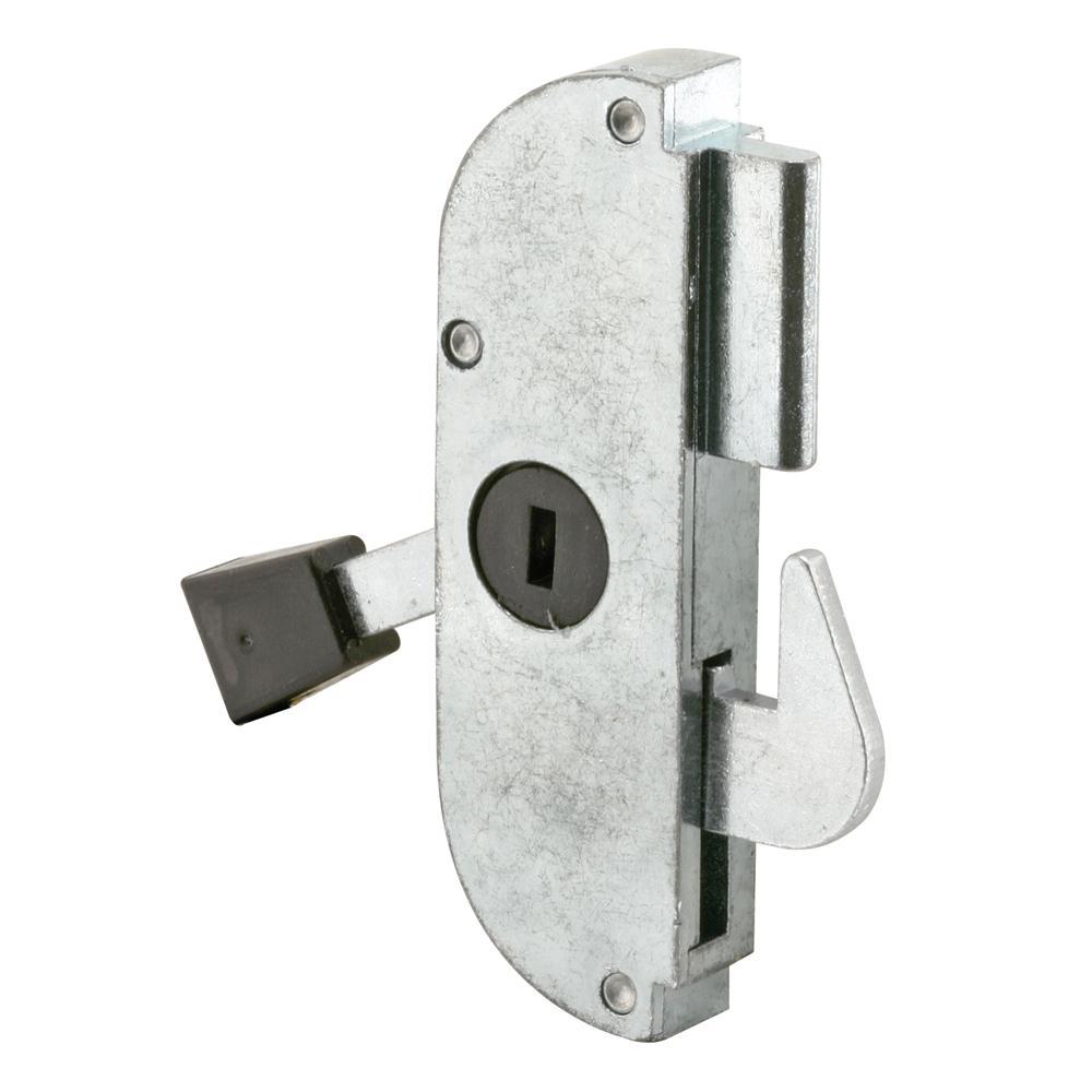 Sliding Door Internal Lock and Lever, Die cast Lock Housing